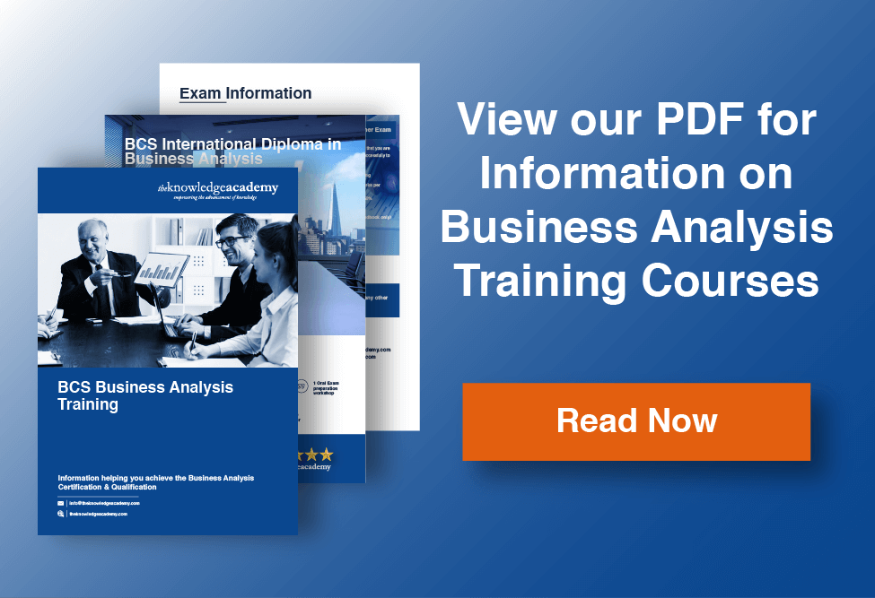Business Analysis Training information