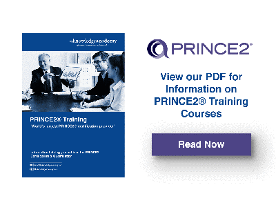 PRINCE2 Training Information