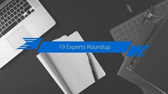 19 Experts Roundup: How to supercharge your career today